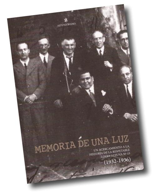 Portada del Libro Memoria de una Luz
