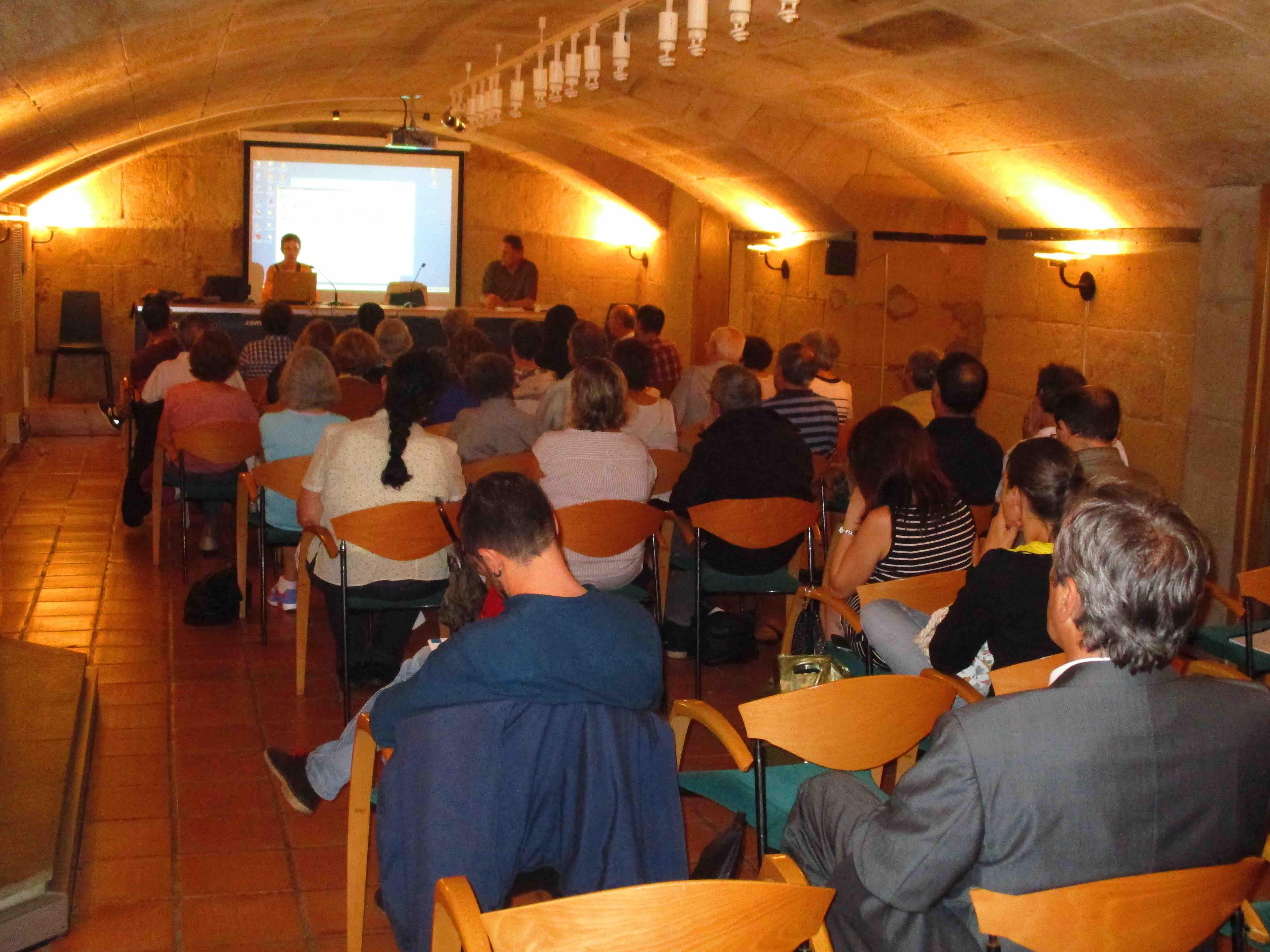 Conferencia Masonería y Meteorología