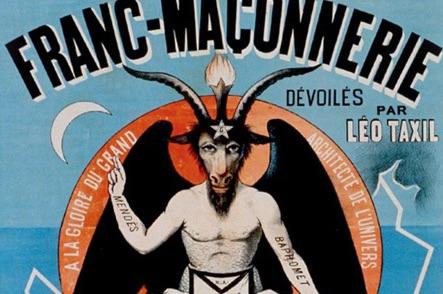 Masonería y Satanismo