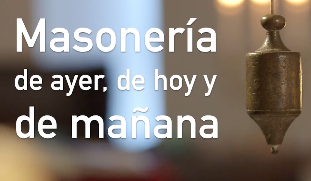 Video sobre Masonería